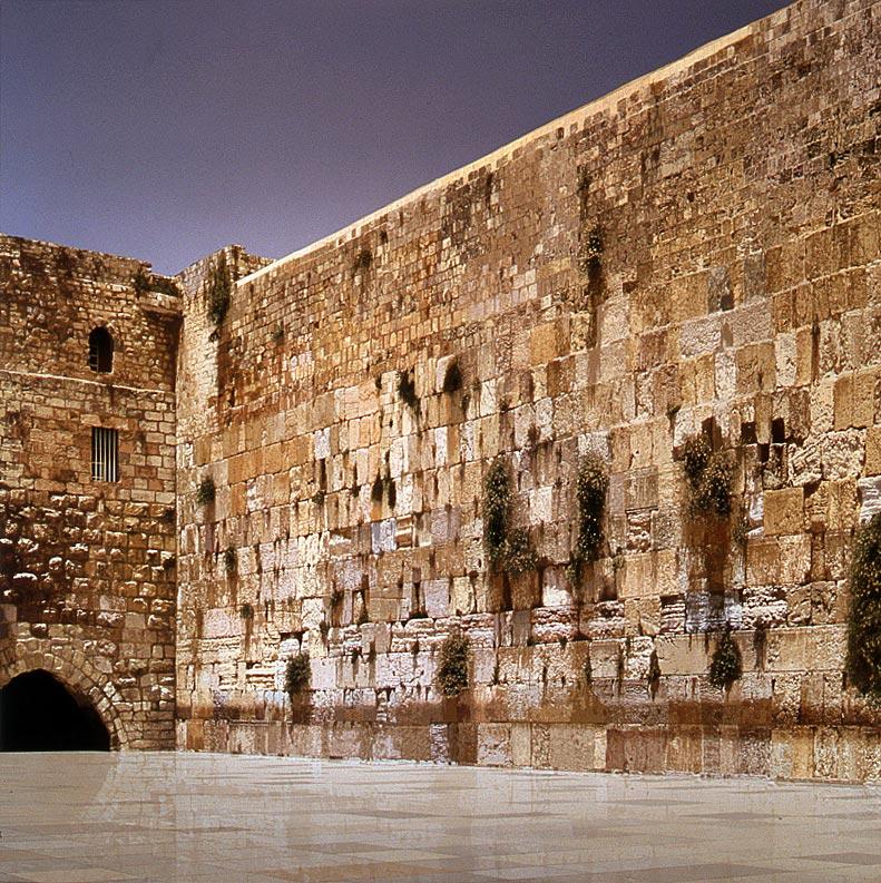 Jerusalem - Life, Hope & Truth
